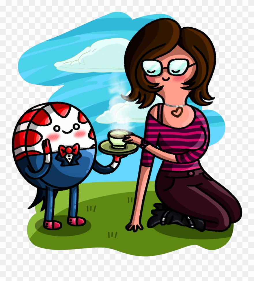 Admin Ana X Peppermint Butler, As Requested By Like - Cartoon Clipart