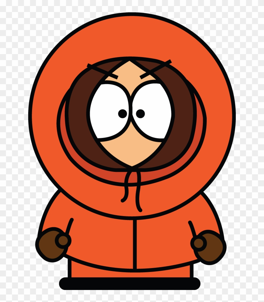 How To Draw Kenny From South Park Cartoons Easy Step Kenny South