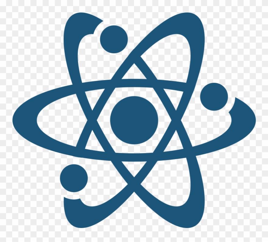 Catalyst - React Js Logo Svg Clipart (#3873569) - PinClipart
