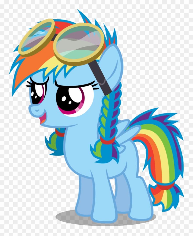 My Little Pony Rainbow Dash Baby Clipart (#3881164 ...