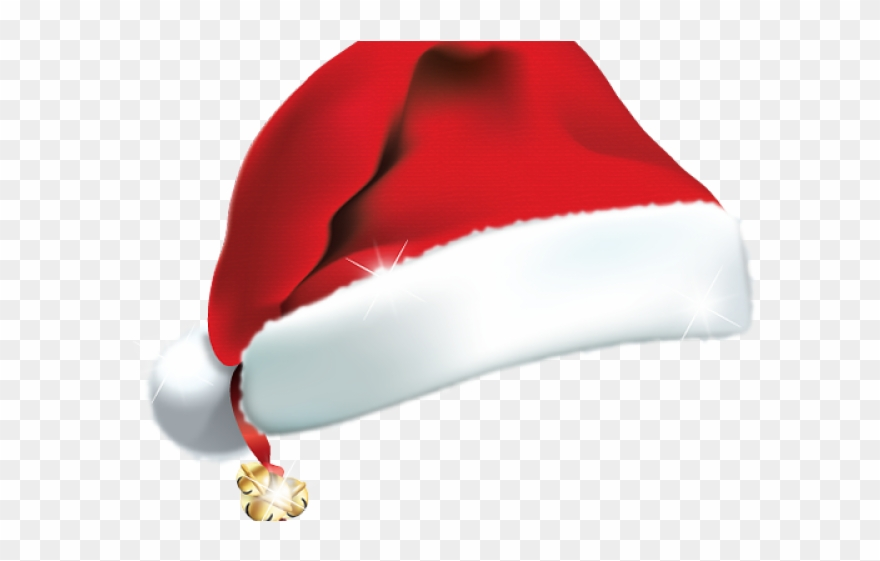 Transparent Christmas Hat.Santa Hat Clipart Transparent Background Blue Santa Hat