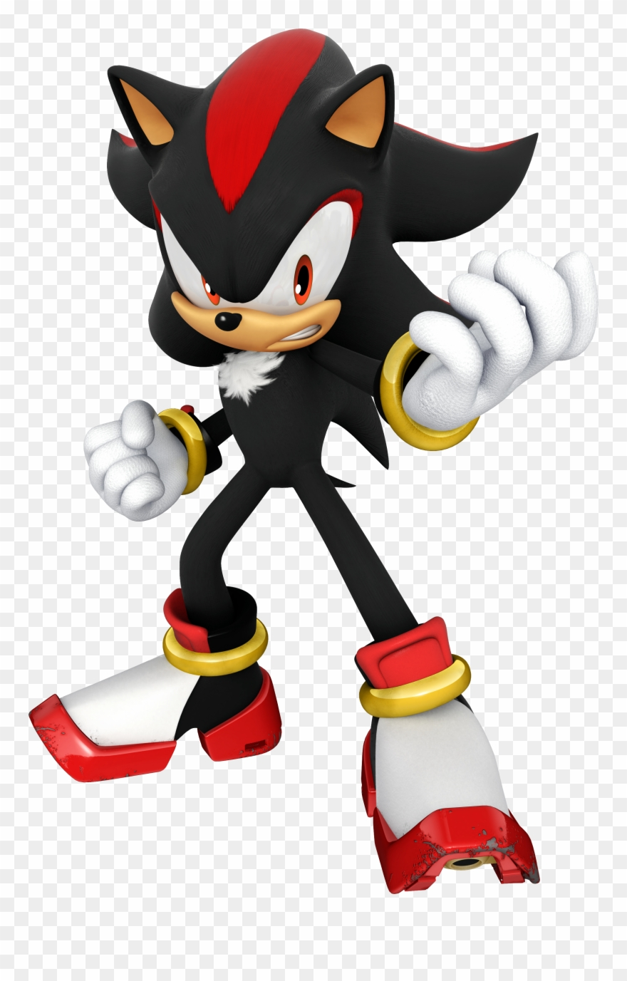 Maxevil Sonic Characters With Similarities To Other Shadow The Hedgehog Clipart 390500 Pinclipart