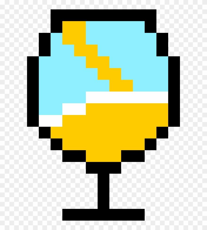 Glas Häll Smiley Pixel Art Clipart 398975 Pinclipart