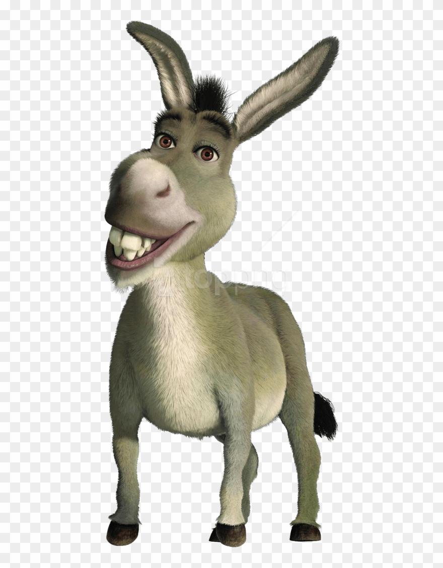 Donkey Shrek Png Dunkey Roblox Png Image Transparent Png Donkey From Shrek Png