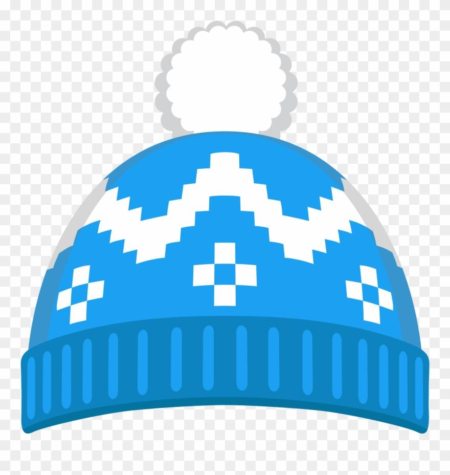 Cap Clipart Winter Hat - Winter Hat Clipart - Png Download (#221438) -  PinClipart