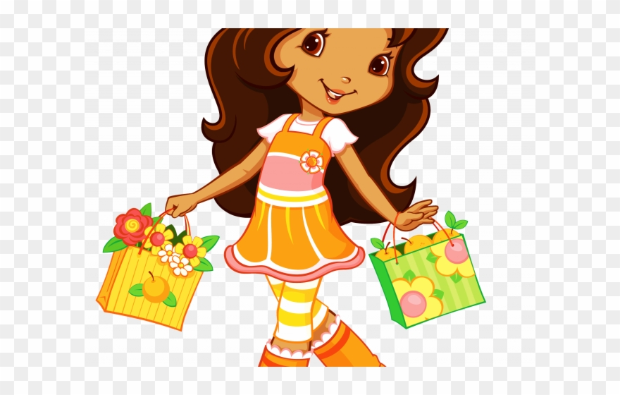 Download By Size Strawberry Shortcake Characters Orange Blossom