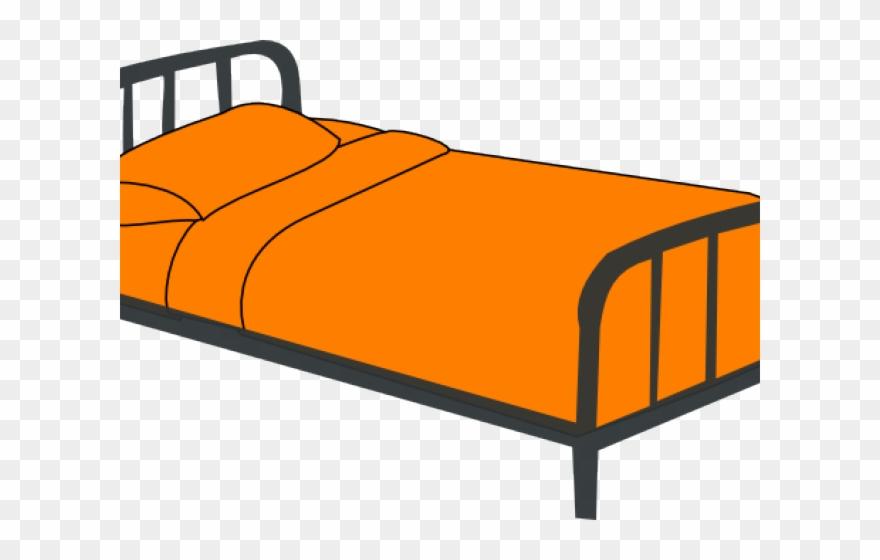 Bedroom Clipart Small Bedroom Transparent Bed Clip Art Png Download 3929690 Pinclipart