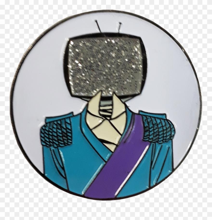 Prince Robot Iv Enamel Pin - Illustration Clipart (#3942259