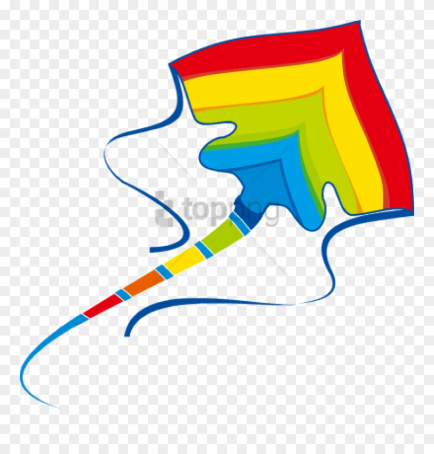 Free Png Download Kite Cartoon Png Images Background Kites Clip