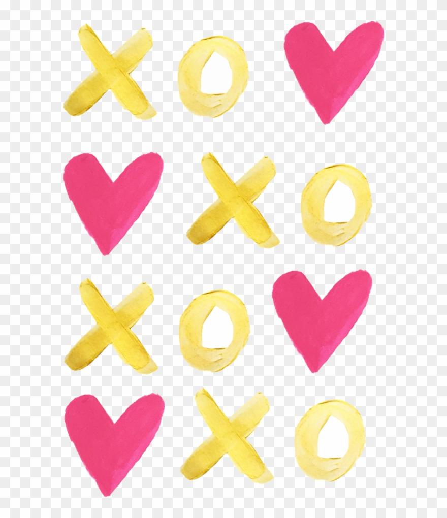 Xoxo By La Petite Fashionista Valentines Day Wallpaper