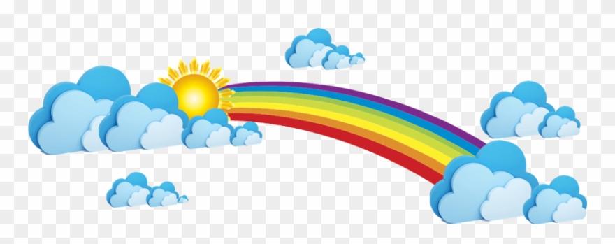 download background pelangi png awan dan pelangi png clipart 3975990 pinclipart awan dan pelangi png clipart