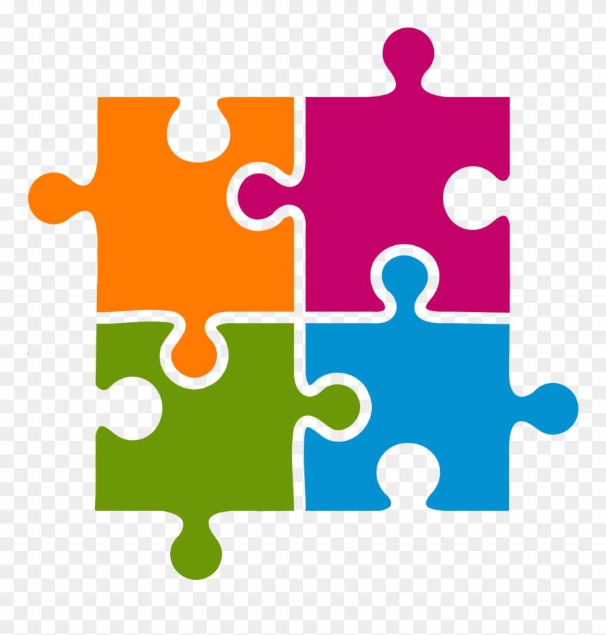 Puzzle Clipart Of Rp Biochemical And Bracket Challenge Clipart Transparent Puzzle Pieces Png Download 3976367 Pinclipart