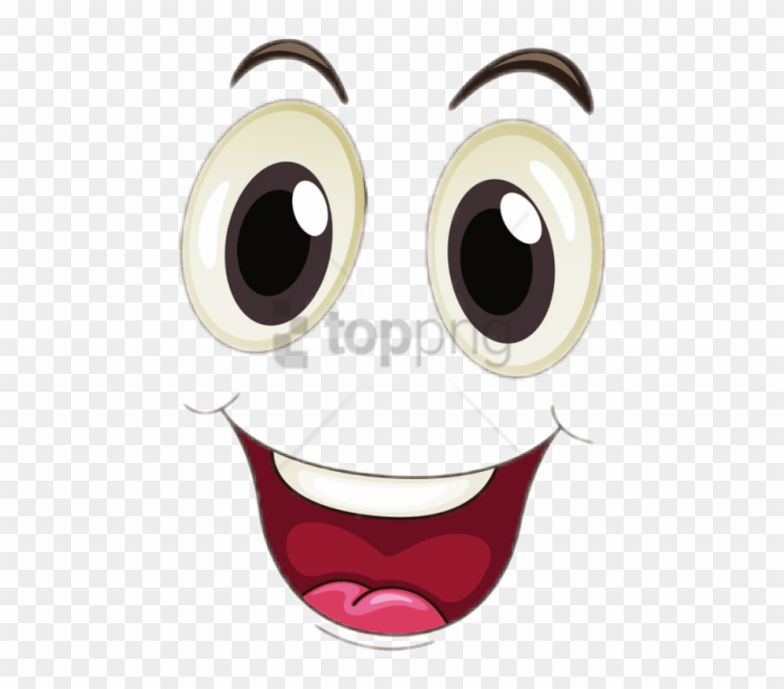 Download Free Png Cartoon Eyes And Mouth Png Image With