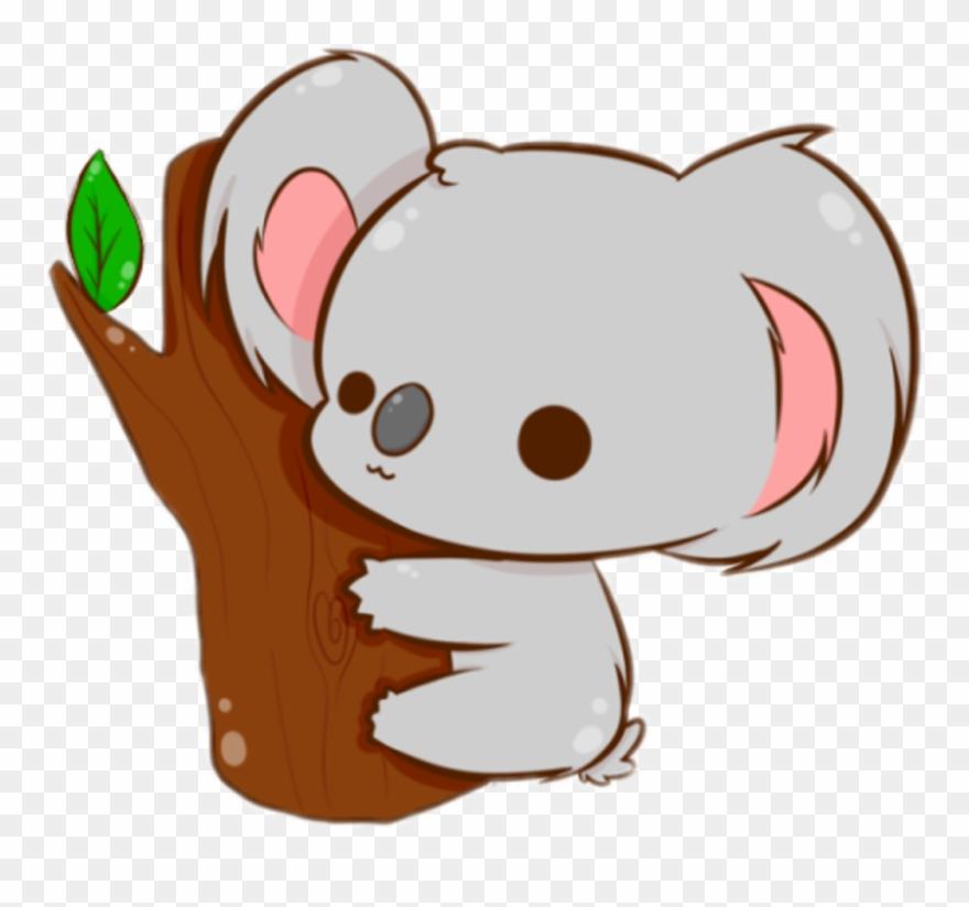 Chibi Animal Koala Cute Kawaii Kawaii Koala Drawing