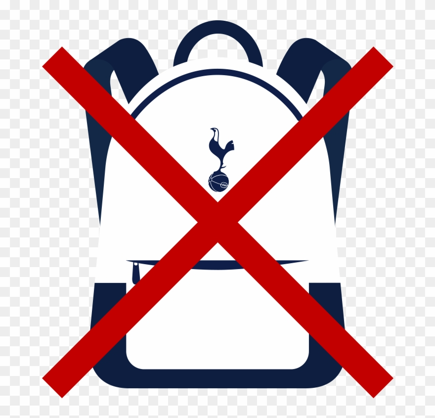 Nobags Tottenham Hotspur Clipart 3999061 Pinclipart