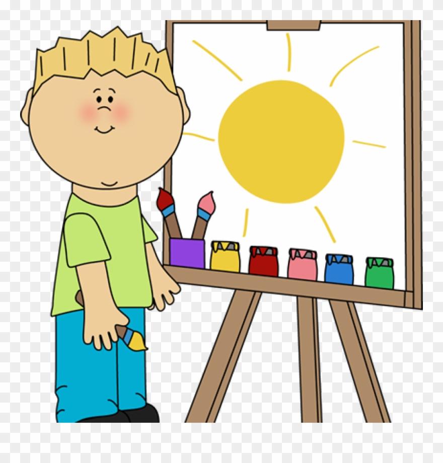 Classroom art. Clip class images preschool