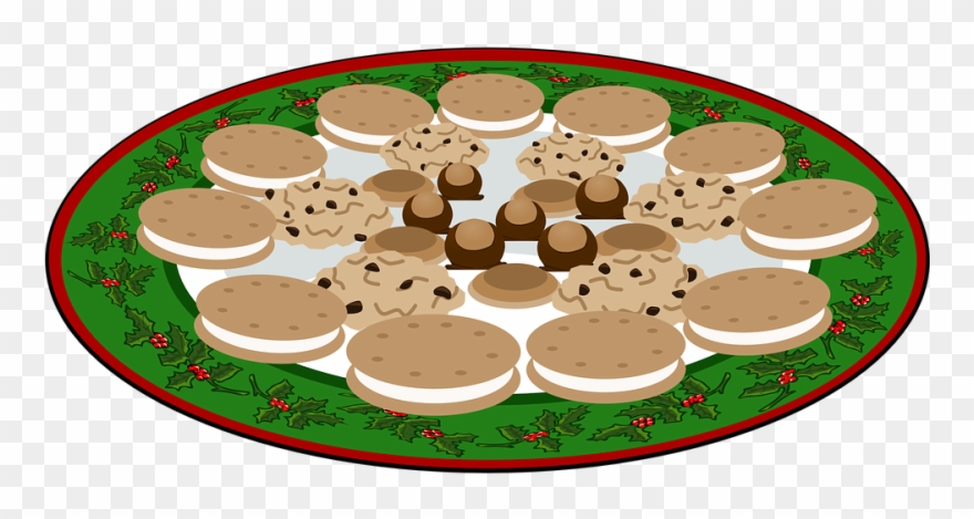 Codes For Insertion Christmas Cookies Cartoon Png Clipart 44092