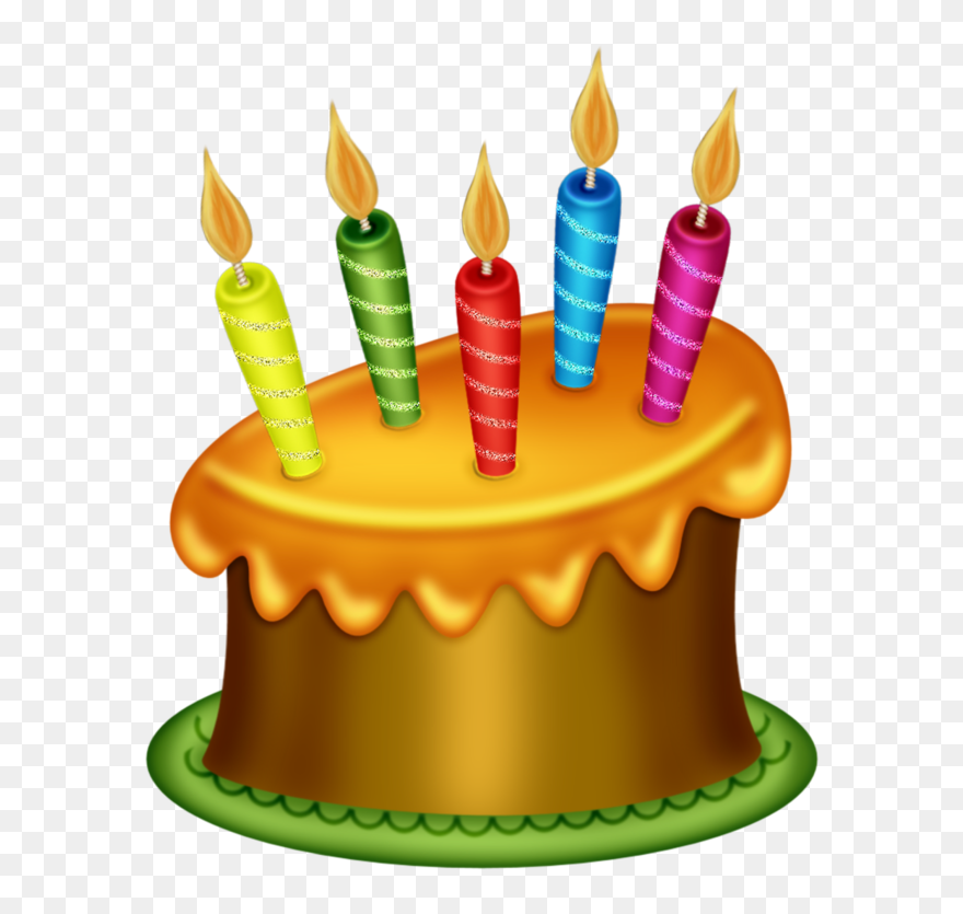 Birthday Cake Png Transparent Image
