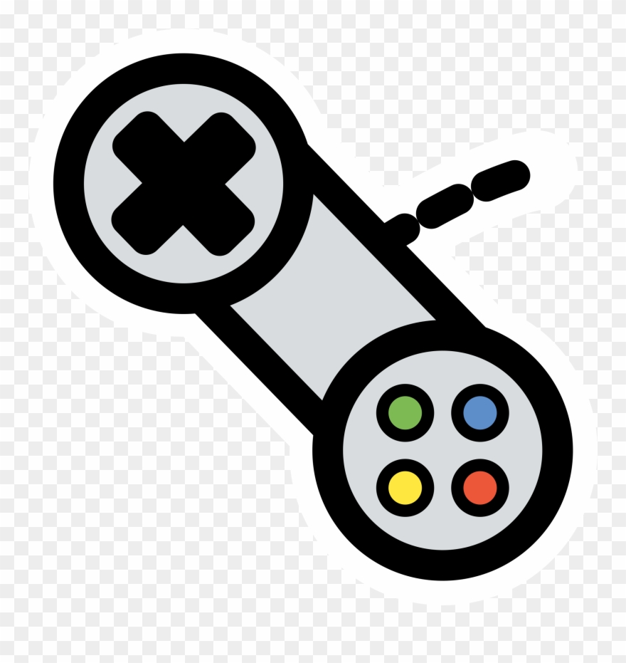 Games Clipart Png Controller Game Clipart Transparent Png 48304 Pinclipart