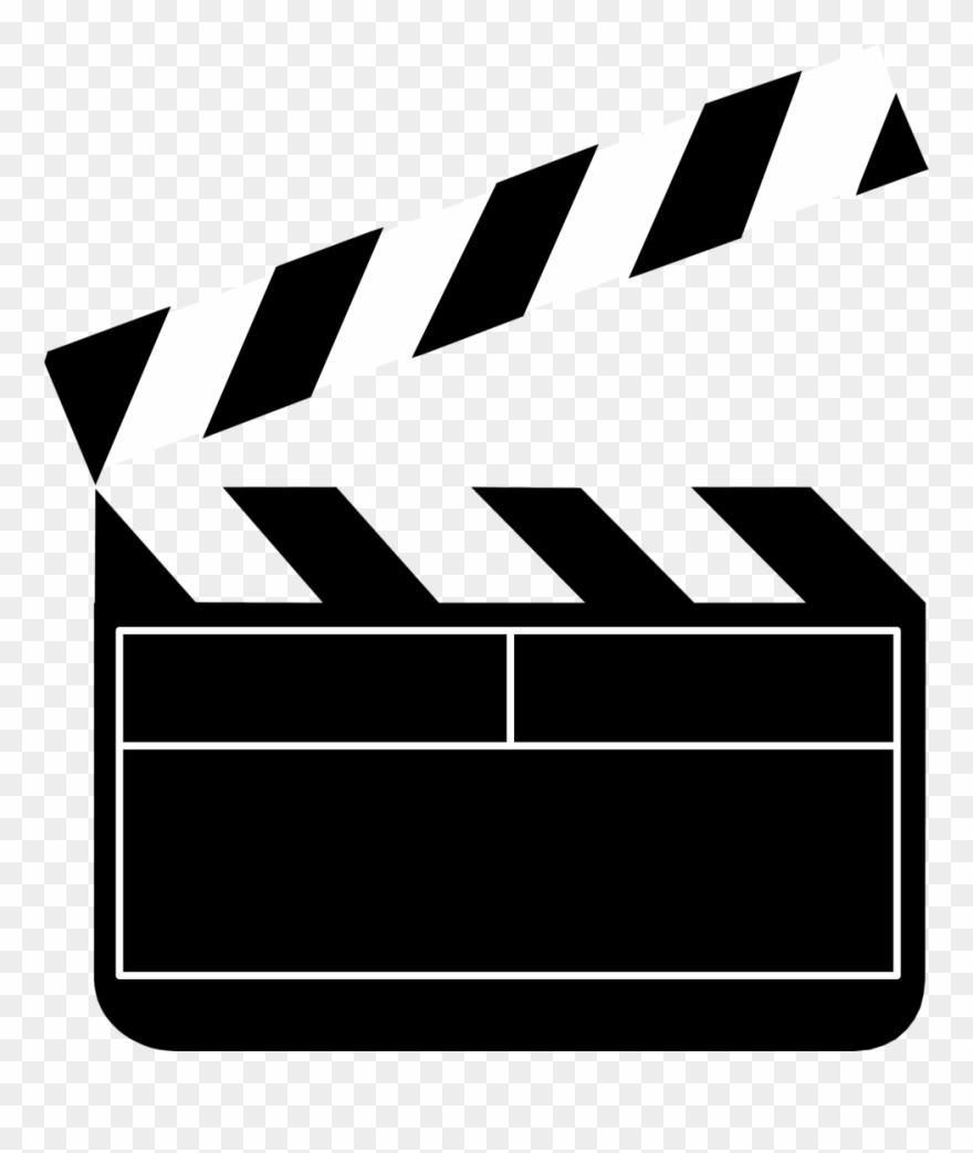 Simple black film strip background Royalty Free Vector Image   1043x880