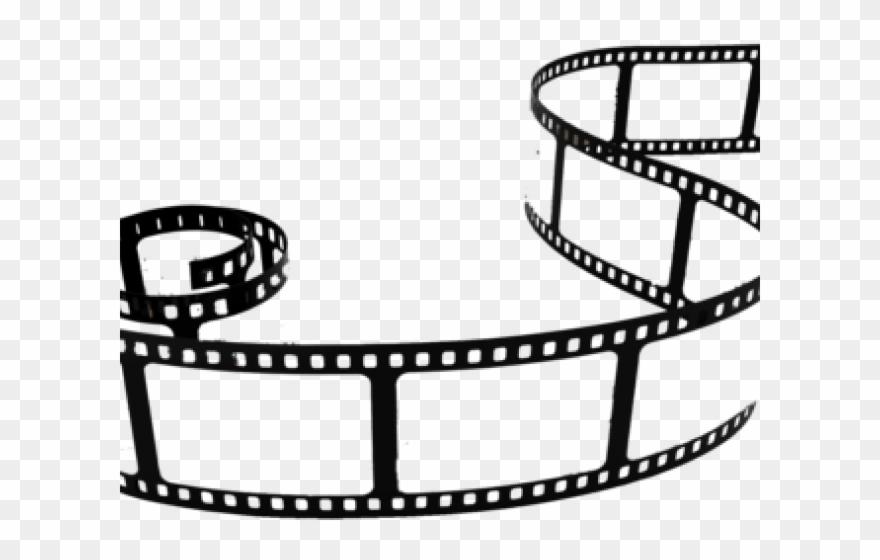 Filmstrip Clipart Movie Studio Transparent Film Strip Clipart
