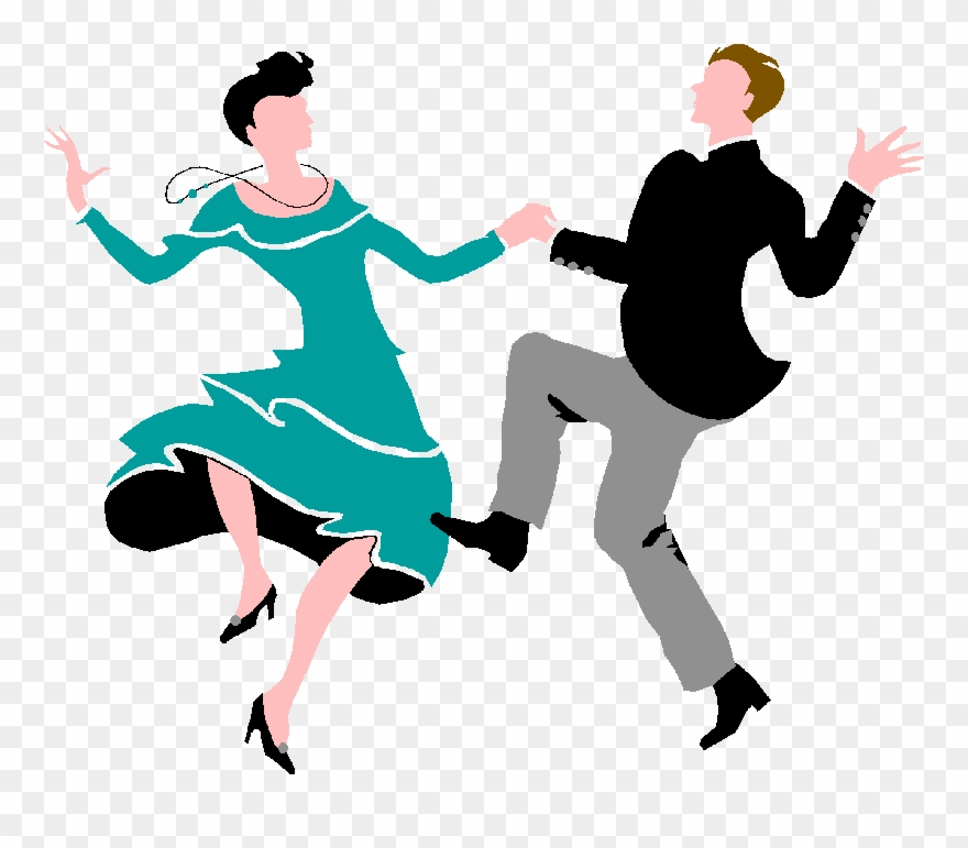Dancer Transparent Clip Art Couple Dance Clipart Png 49833 Pinclipart