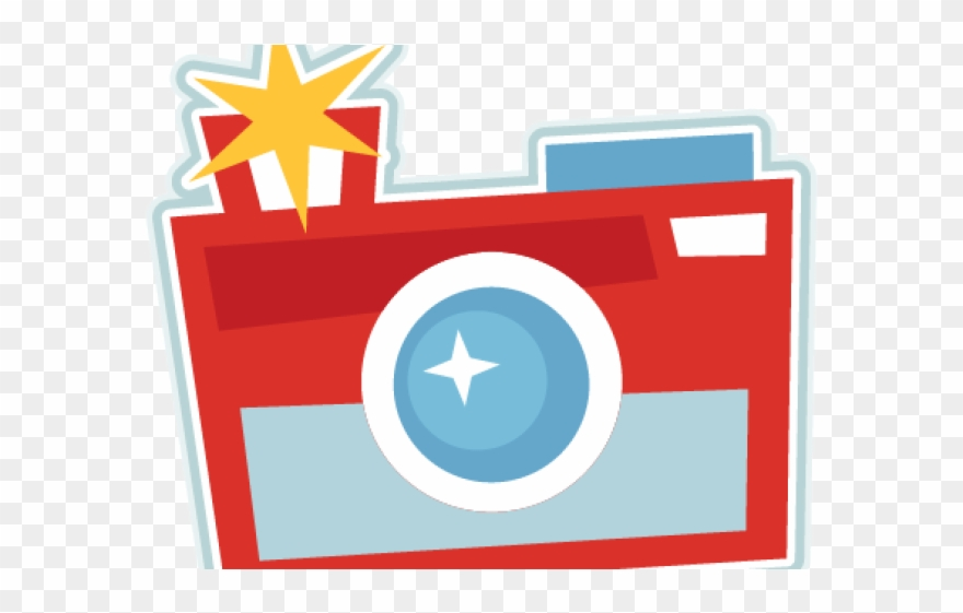 Camera cute. Clipart png transparent