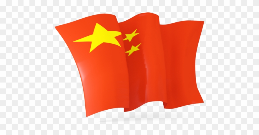 Clipart Library Chinese Flag Clipart China Flag Waving Png Transparent Png 404052 Pinclipart