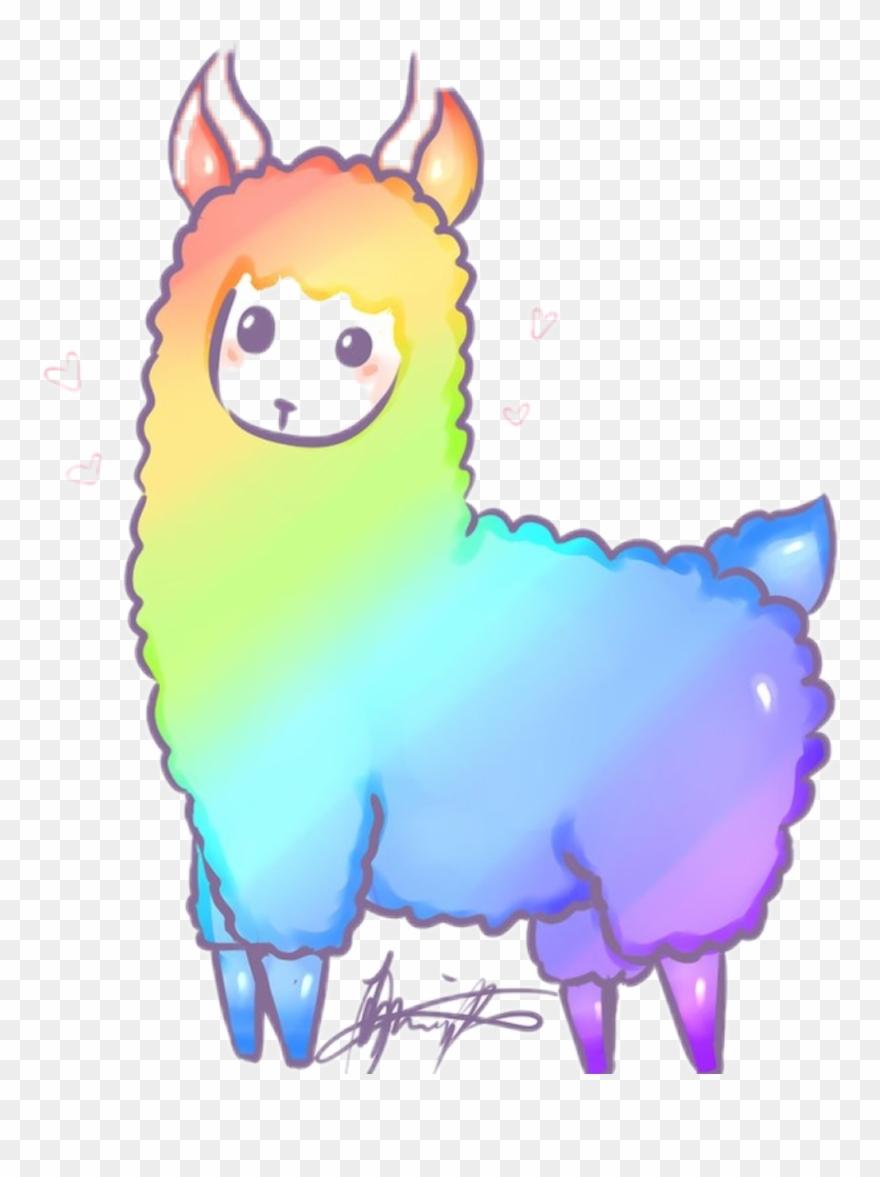 Transparent Background Adorable Llama Ll #1822616 - PNG Images - PNGio