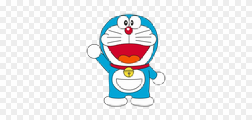 Doraemon Clipart Birthday Card