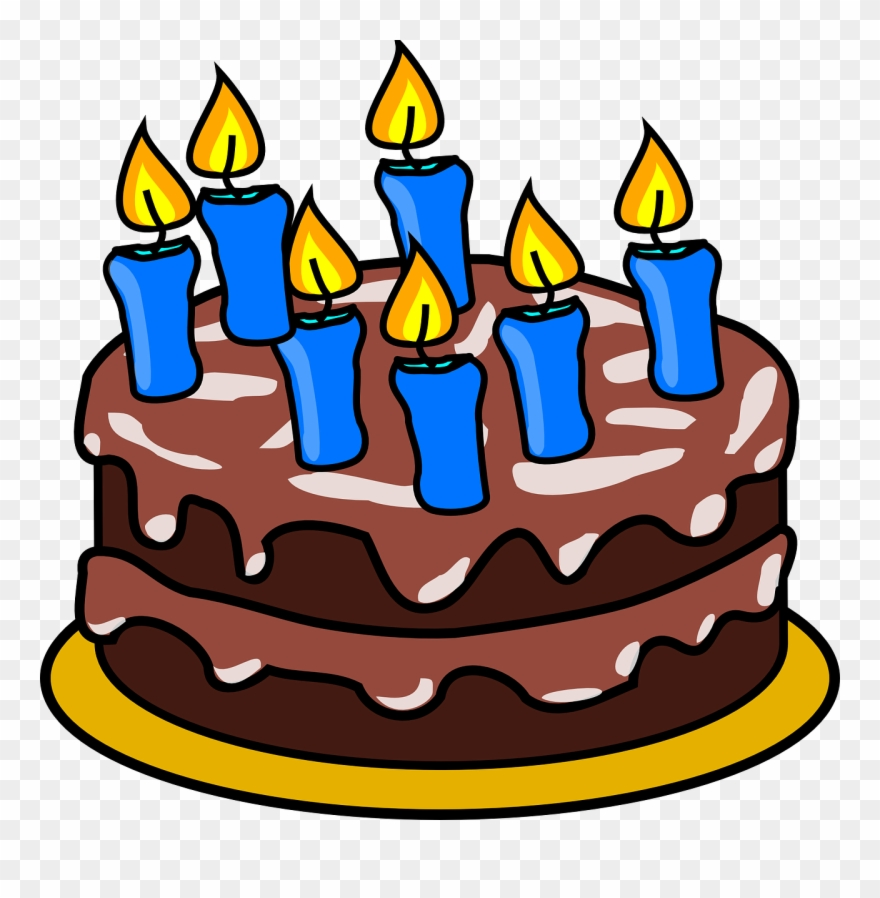 Magnificent Birthday Cake Birthday Candles Birthday Cake Clip Art Png Personalised Birthday Cards Paralily Jamesorg