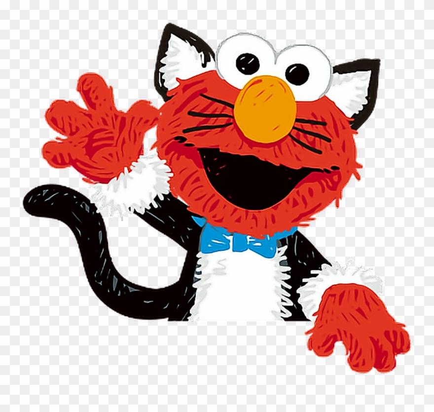 Cute Elmo Sesamestreet Trickortreat Halloween Sesame