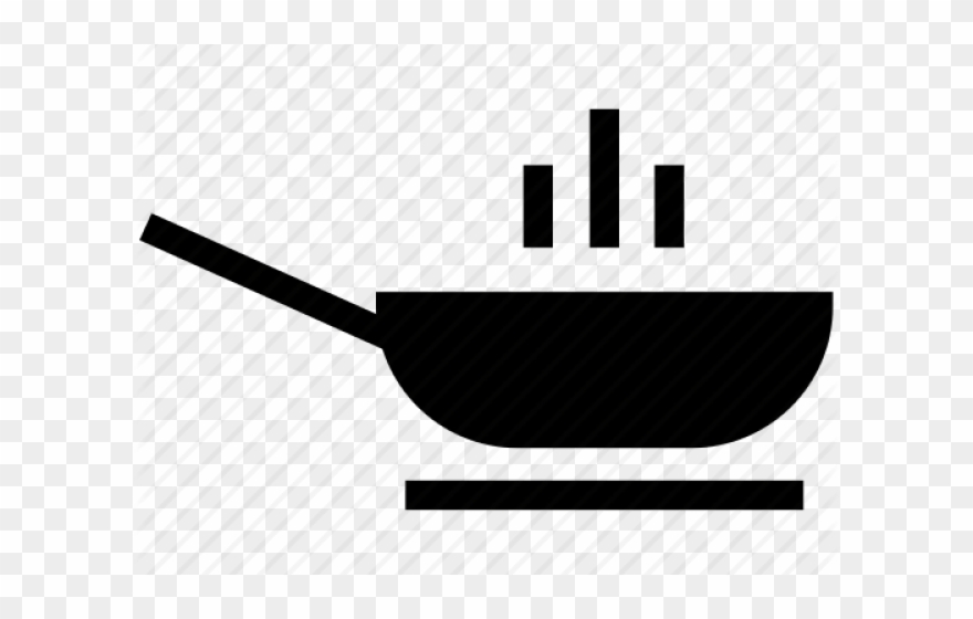 Clipart Dapur Pan Icon Png