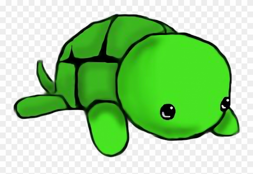 Turtle Art Kawii Cute Freetoedit Cute Drawings Of Turtles