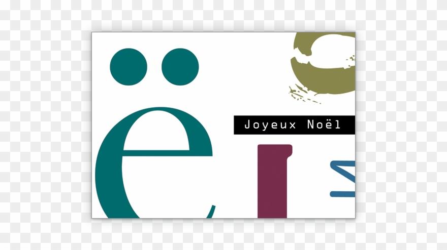 Joyeux Noel Clipart.Designer Weihnachtskarte Joyeux Noel Circle Clipart