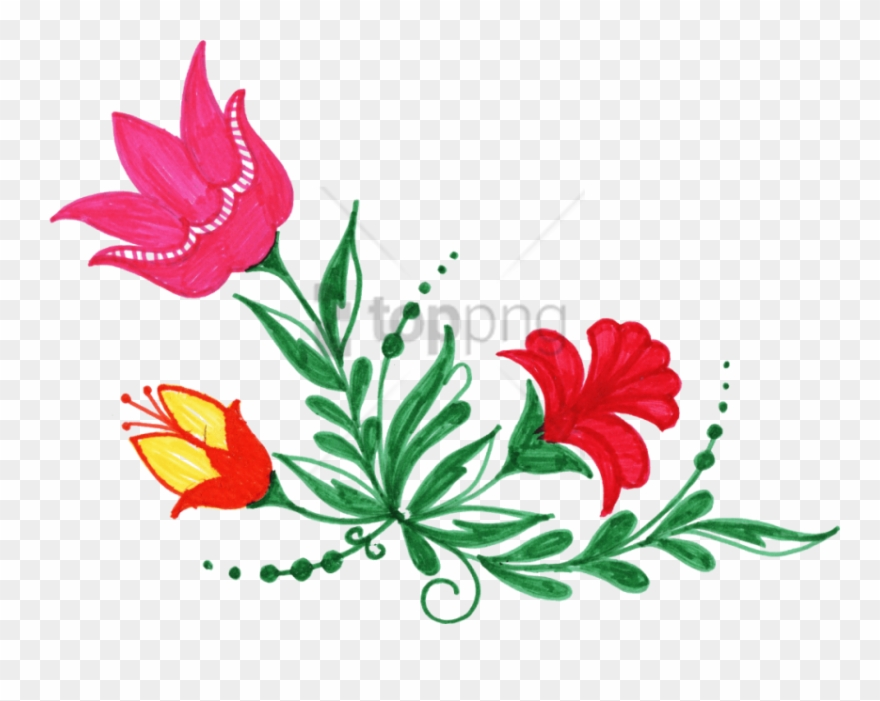 Free Png Flower File Free Png Image With Transpa Background