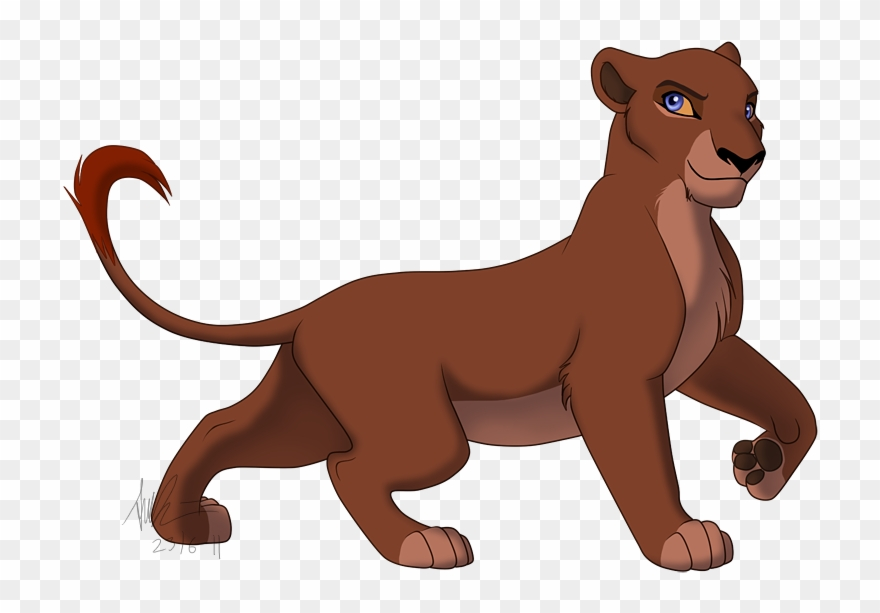 Lioness Clipart Realistic Female Lion Lion King Png Download 4054647 Pinclipart