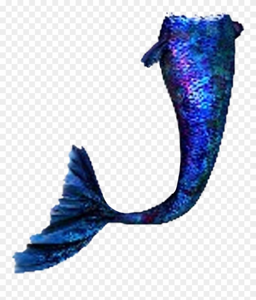 Mermaid blue. Mermaidtail transparent tails clipart