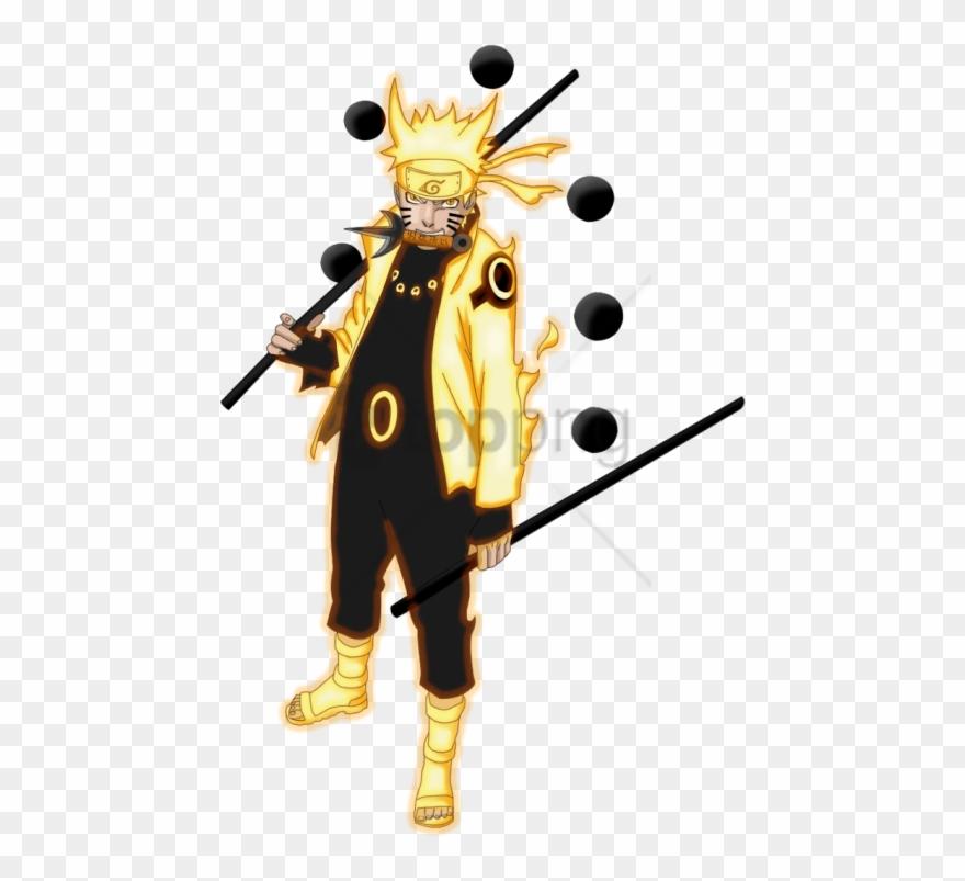 Free Png Naruto Six Paths Sage Mode Png Image With Naruto Six Paths Clipart 4076026 Pinclipart