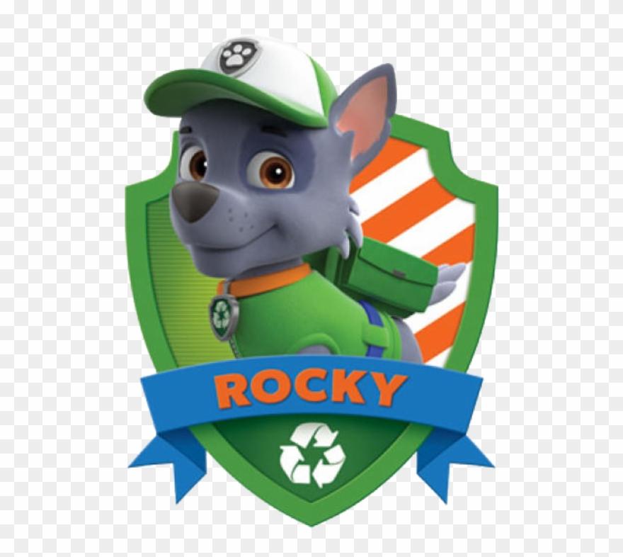 Patrulha Canina Rocky 5 Png Paw Patrol Rocky Clipart