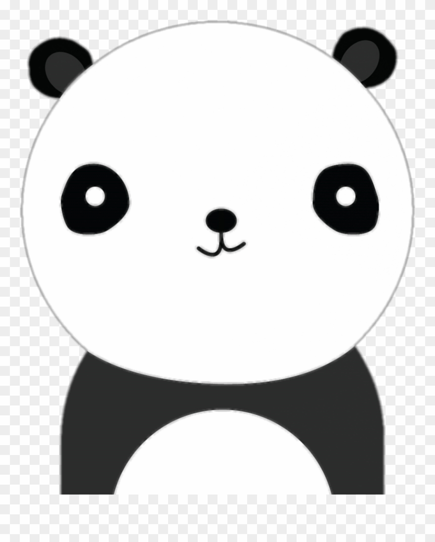 Cute Wallpaper Tumblr For Computer Oneplus 6 Panda Cover Clipart 4085114 Pinclipart