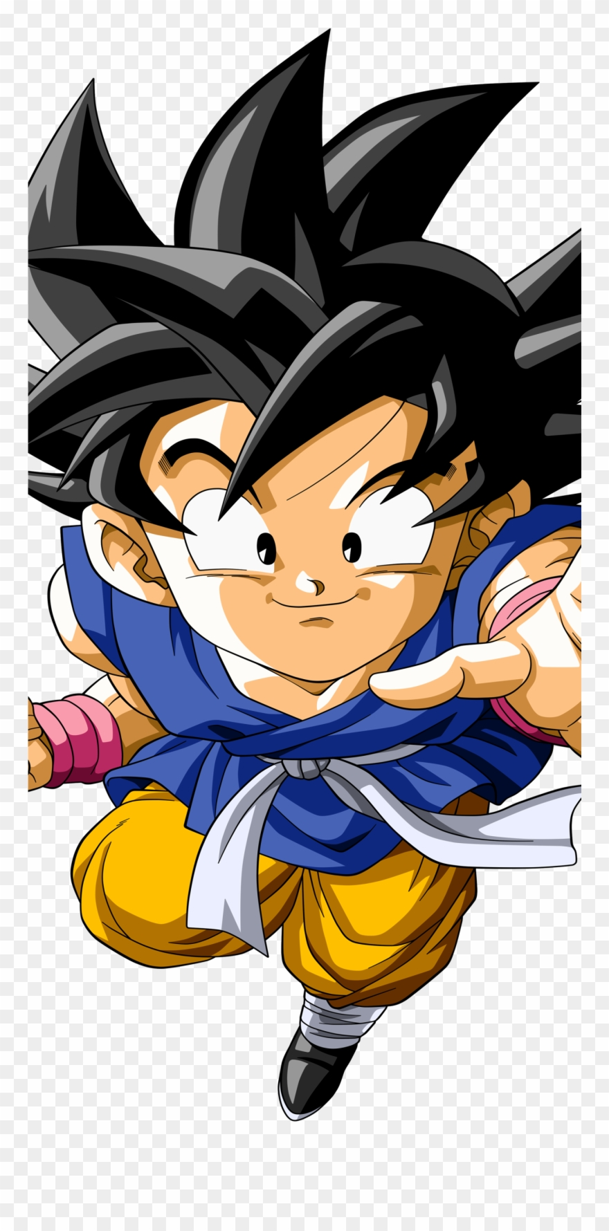 Kid Goku Anime Dragon Ball Gt Mobile Wallpaper Cool Wallpapers