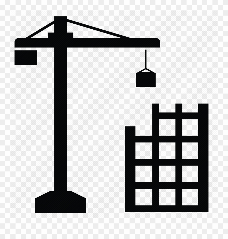 Construction Clipart Home Construction - Construction - Png Download