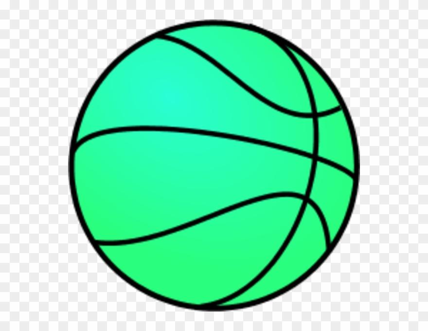 Clipart Birthday Basketball Balones De Basquetbol Para