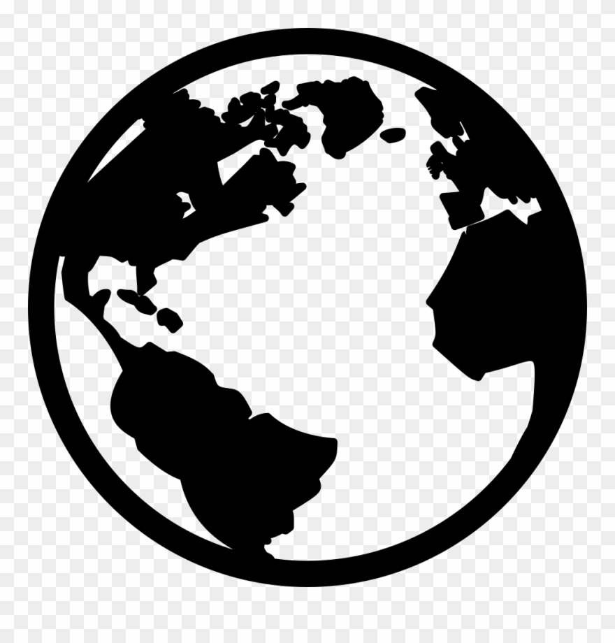 Planet Earth Clipart Svg - Planet Earth Svg - Png Download