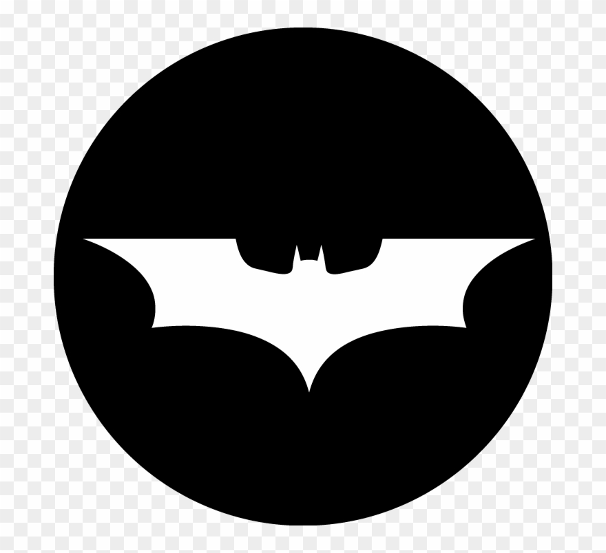 Batman symbol dark knight. Free pumpkin stencil logo