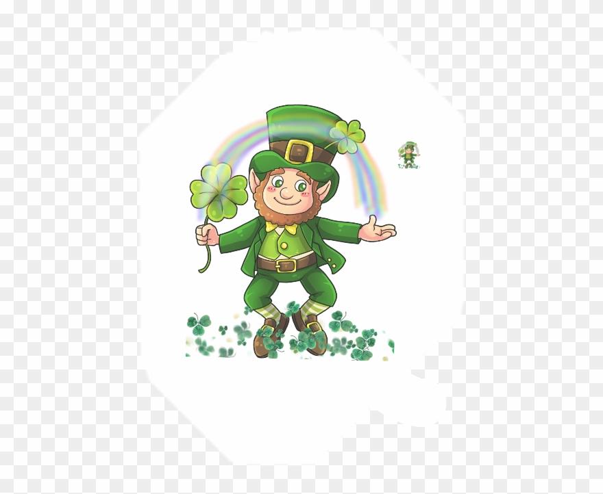 Leprechaun Clipart Transparent Background Png Download 4107765