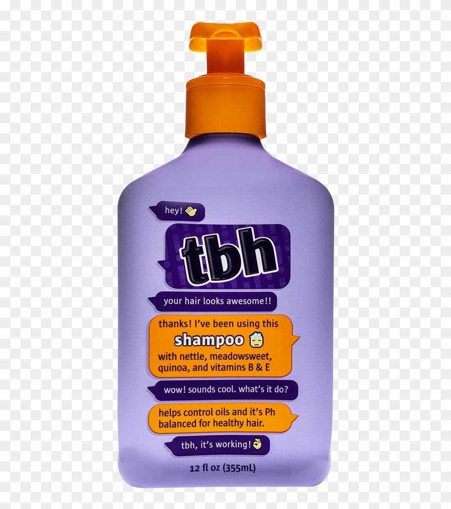 Shampoo - Plastic Bottle Clipart