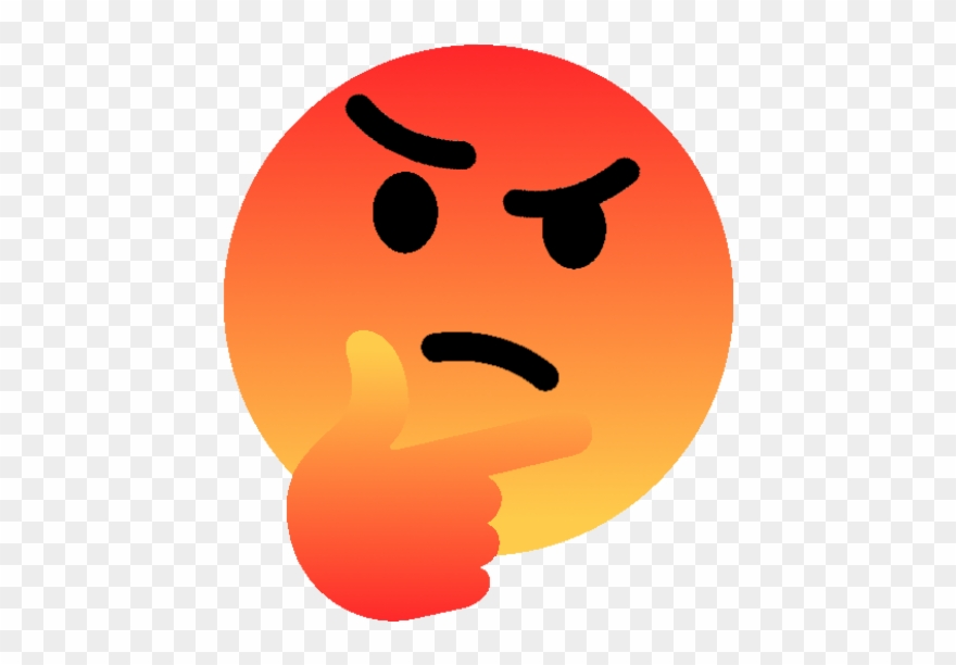 Directory Street Faceboo Facepalm - Discord Angry Emoji Transparent