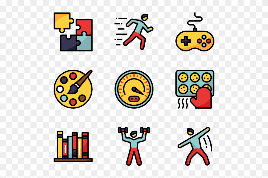 Hobbies Icon Vector Electricity Png Clipart 4116471 Pinclipart